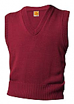 Agape Christi Academy - Unisex V-Neck Sweater Vest