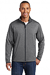 Archbishop Harry J. Flynn - Catechetical Institute - Sport-Wick - Men's Stretch Contrast Full-Zip Jacket
