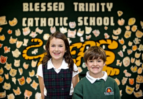 Blessed Trinity Catholic School