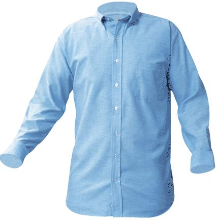 Boys Oxford Dress Shirts