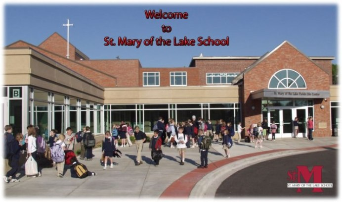 St. Mary of the Lake - White Bear Lake