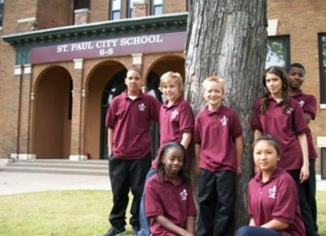 St. Paul City School