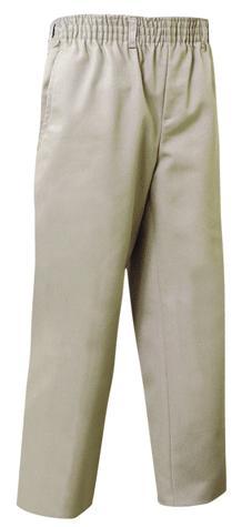 Unisex Pull-On Pants & Shorts