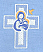 Mary Queen of Peace Catholic School Logo