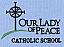 Our Lady of Peace Catholic School Logo
