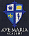 Ave Maria Academy - Crest Logo