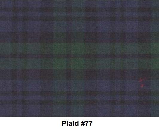 Plaid #77