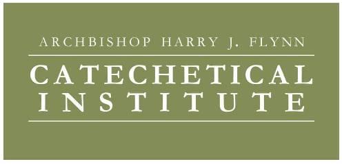 Archbishop Harry J. Flynn - Catechetical Institute Logo (Class Name Displayed Below Logo)