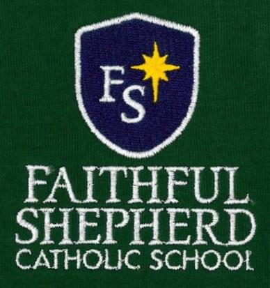 Faithful Shepherd Catholic School Logo