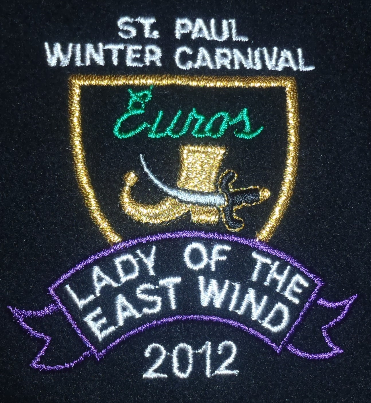 Lady of the East Wind Logo