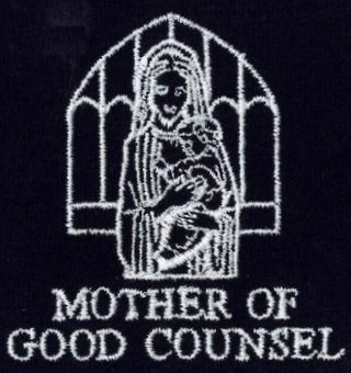 Mother of Good Counsel School Logo