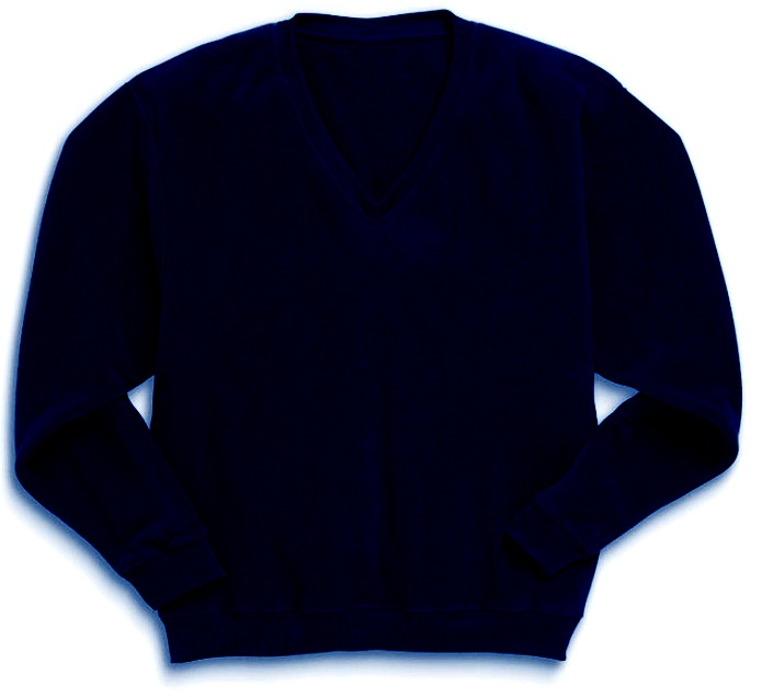 Assumption Catholic School - Unisex V-Neck Pullover Microfleece Jacket - Elderado