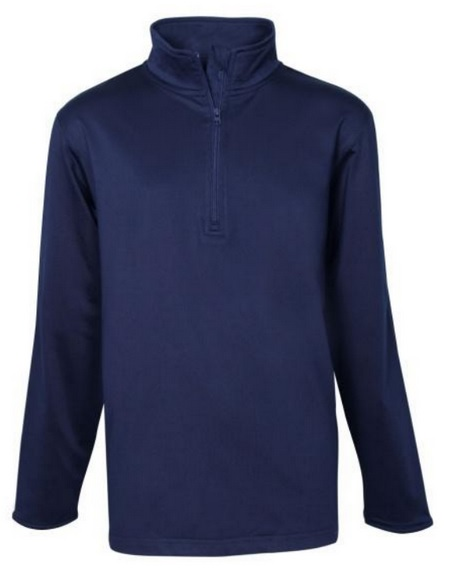 Annunciation Catholic School - Unisex 1/2-Zip Pullover Performance Jacket - Elderado