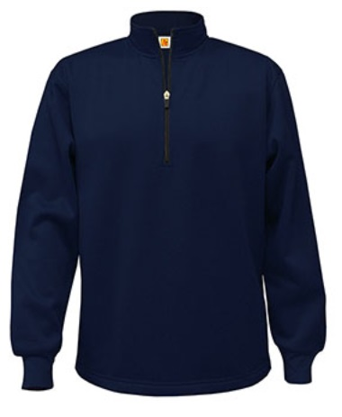 Annunciation Catholic School - A+ Performance Fleece Sweatshirt - Half Zip Pullover
