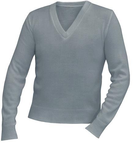 Agape Christi Academy - Unisex V-Neck Pullover Sweater