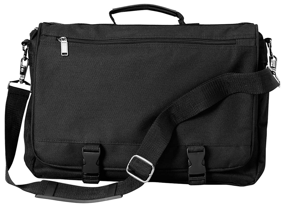 Archbishop Harry J. Flynn - Catechetical Institute - Liberty Bags Corporate Raider Expandable Briefcase