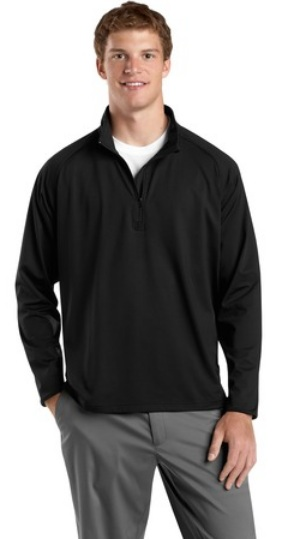 Cretin-Derham Hall - Sport-Wick - Mens Stretch 1/2-Zip Pullover
