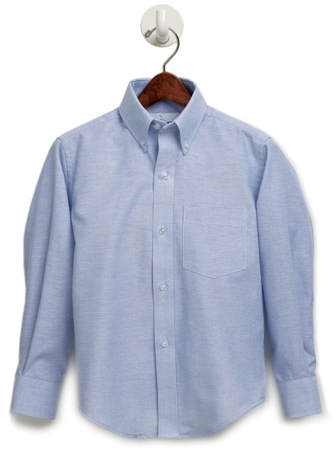 Community of Saints Regional Catholic School - Boys Oxford Dress Shirt - Long Sleeve