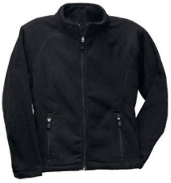 St. Francis Xavier - Merrill - Girls Full Zip Microfleece Jacket - Elderado