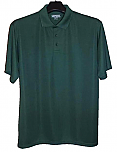 Hill-Murray School - Unisex Performance Knit Polo Shirt - Moisture Wicking - 100% Polyester - Short Sleeve