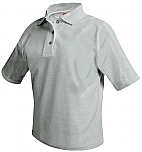 Prodeo Academy St. Paul Campus - Unisex Mesh Knit Polo Shirt - Short Sleeve