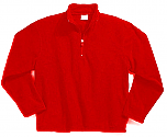 St. Mary's - Pine City - Unisex 1/2 Zip Microfleece Pullover Jacket