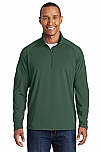 St. Luke the Evangelist - Sport-Wick - Mens Stretch 1/2-Zip Pullover