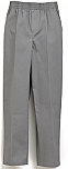 Unisex Pull-On Pants - All Around Elastic - Grey