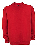 St. John the Baptist - Vermillion - Russell Athletic Sweatshirt - Crew Neck Pullover