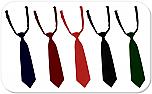 Pre-Tied Neck Tie - Plaid #38