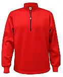 St. Mary's - Tomahawk - A+ Performance Fleece Sweatshirt - Half Zip Pullover