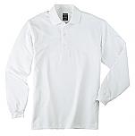 Spire Credit Union - Men's Textured Ottoman Polo Shirt - Long Sleeve