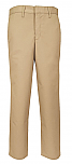 Boys Modern Fit Twill Pants - Flat Front - A+ #7893/7894 - Khaki