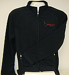 Hill-Murray School - Girls Full Zip Microfleece Jacket - Elderado