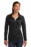 Sport-Wick - Womens Stretch Full Zip Jacket