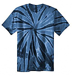 St. Jude of the Lake - Spirit Wear - Crew Neck T-Shirt - Tie-Dye