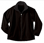 Hill-Murray School - Unisex Full Zip Microfleece Jacket - Elderado