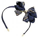 Headband - Thin with Bow
