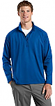 St. Jude of the Lake - Sport-Wick - Mens Stretch 1/2-Zip Pullover