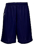 "St. Croix Catholic School - Russell Athletic Mesh Shorts - 7""- 9"" Inseam"