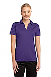 East Wind - Ladies Sport-Wick PosiCharge Active Textured Polo