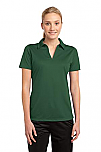 St. Luke the Evangelist – Women's PosiCharge Active Textured Polo