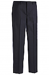 Men's Microfiber Dress Pants - #2574 - Navy Blue