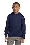 Sacred Heart Catholic School - Hooded Pullover Performance Sweatshirt - Sport-Tek