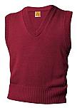 Holy Spirit Academy - Unisex V-Neck Sweater Vest