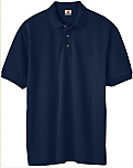 Trinity First Lutheran School - Men's Pique Polo Shirt - Hanes - Staff