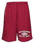 """Nova Classical Academy - Russell Athletic Mesh Shorts - 7""""- 9"""" Inseam"""
