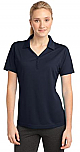 Spire Credit Union - Women's Micro-Mesh Polo Shirt - Short Sleeve