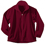 The Way of the Shepherd - Unisex Full Zip Microfleece Jacket - Elderado