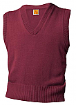 Eagle Ridge Academy - Unisex V-Neck Sweater Vest